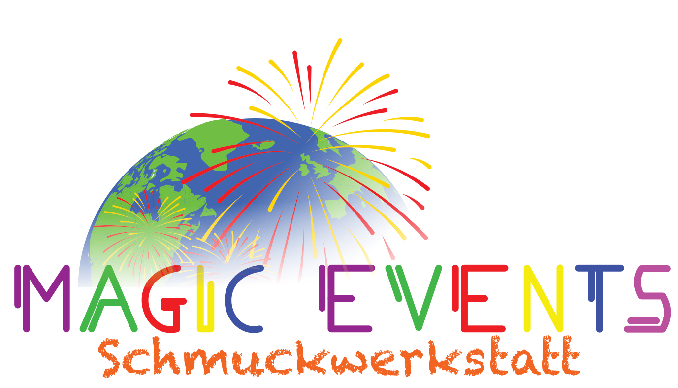 Magic Events SCHMUCKWERKSTATT Logo - transparent